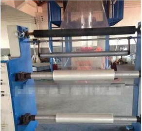 China PVC heat shrinkable pillar blown film machine--SJ55-Sm900 distribuidor